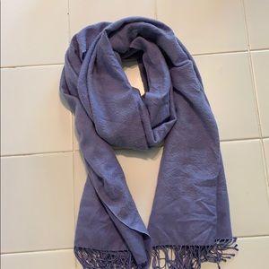 Halston silk blend scarf